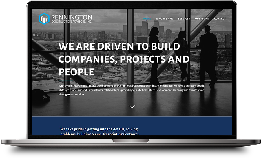 Website Design and Development by Unsung Studio