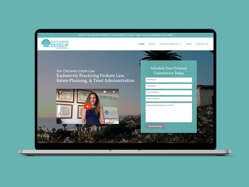 San Clemente Estate Law - Case Study