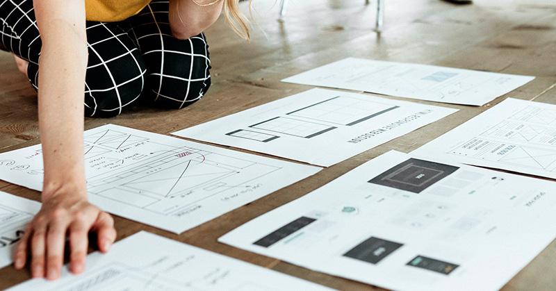 Employee Practicing Learnability in Web Design